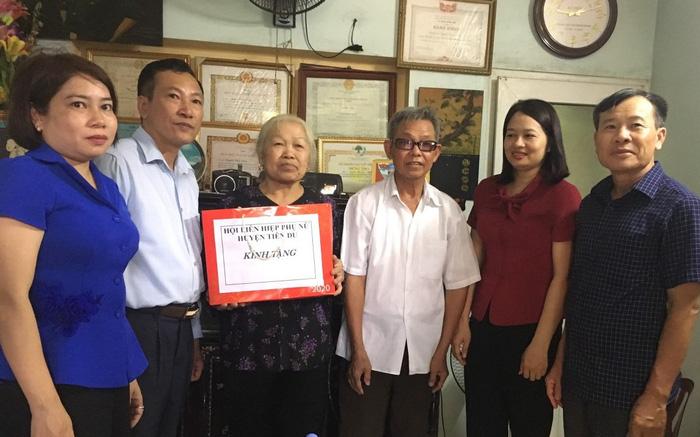 Tập thể Hội LHPN tỉnh Bắc Ninh nhận Giải thưởng Phụ nữ Việt Nam 2020 - Ảnh 2.