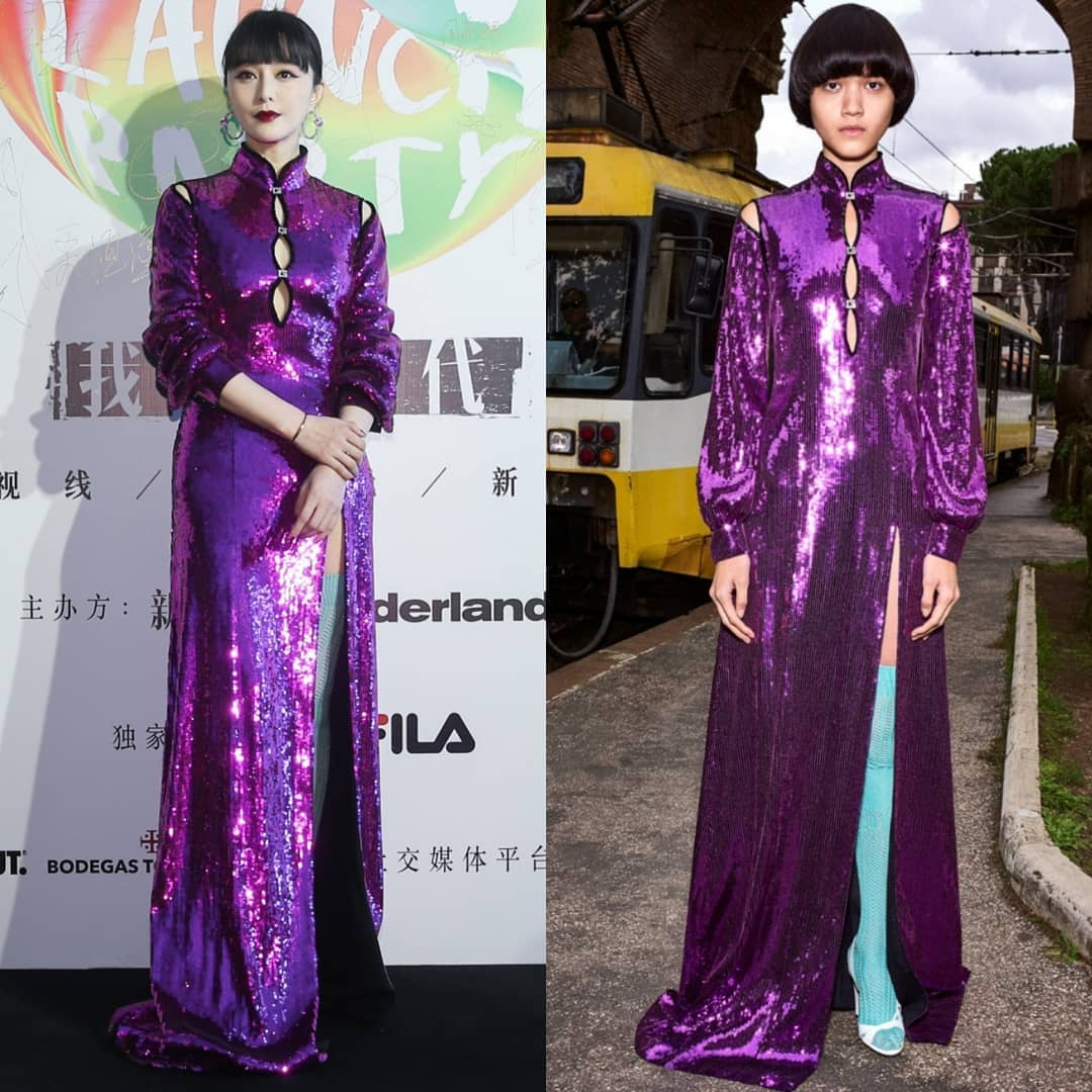 Gần 40 tuổi nhưng Phạm Băng Băng không ngại thử style mới, diện đồ càng độc càng lạ lại càng đẹp  - Ảnh 2.
