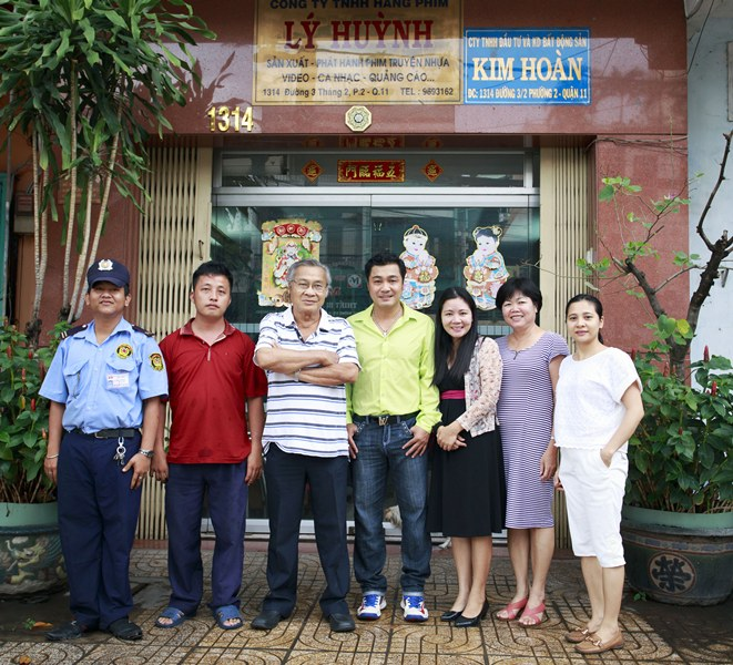 Nghệ sĩ Nhân dân Lý Huỳnh qua đời - Ảnh 1.