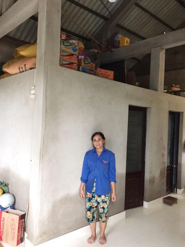 """Nhà ở phòng, tránh lũ: """"Đai an toàn"""" cho hành trình giảm nghèo bền vững miền Trung - Ảnh 2."""