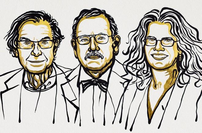 Nobel Vật lý 2020 vinh danh nhà khoa học nữ tài năng - Ảnh 1.