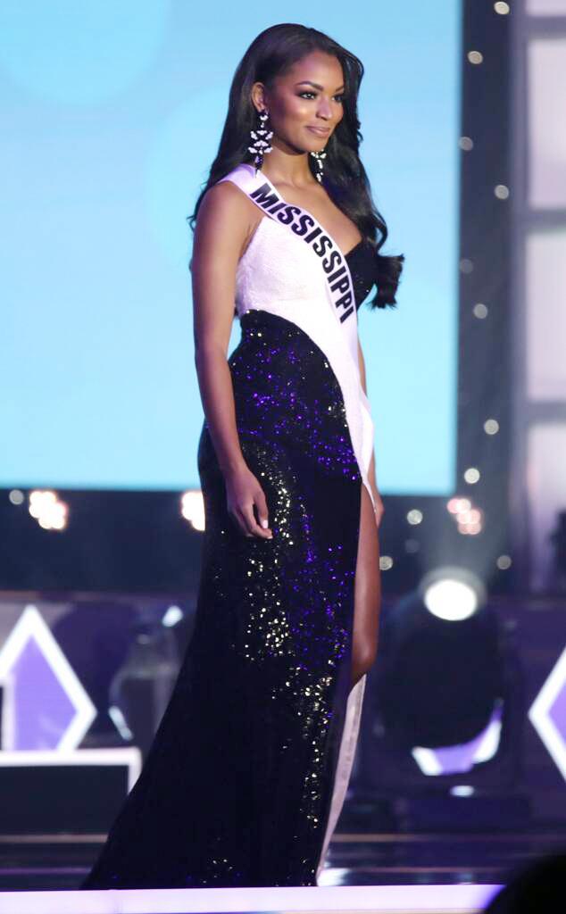 Người đẹp Mississippi đăng quang Hoa hậu Mỹ, lộ diện đối thủ mạnh của Khánh Vân  - Ảnh 4.
