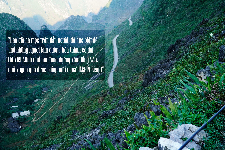 Con đường Hạnh phúc dài gần 200km, một tượng đài bất tử của đại đoàn kết dân tộc - Ảnh 9.