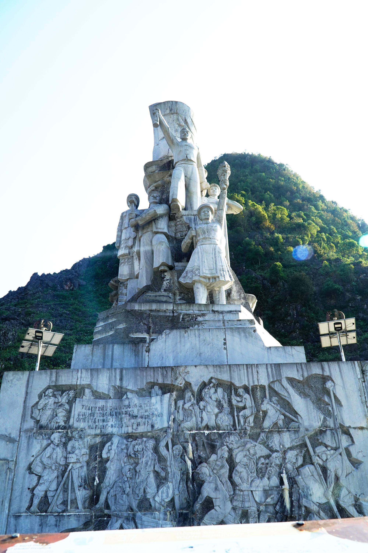 Con đường Hạnh phúc dài gần 200km, một tượng đài bất tử của đại đoàn kết dân tộc - Ảnh 14.