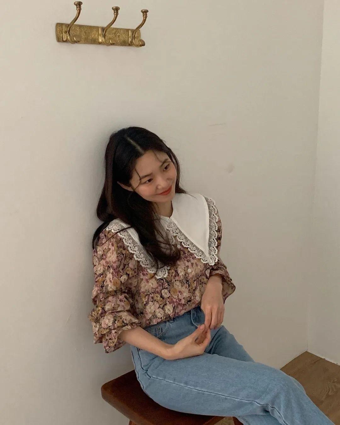 12 set đồ đáng chú ý từ hội gái Hàn mà nàng công sở có thể áp dụng đến ở làm - Ảnh 10.