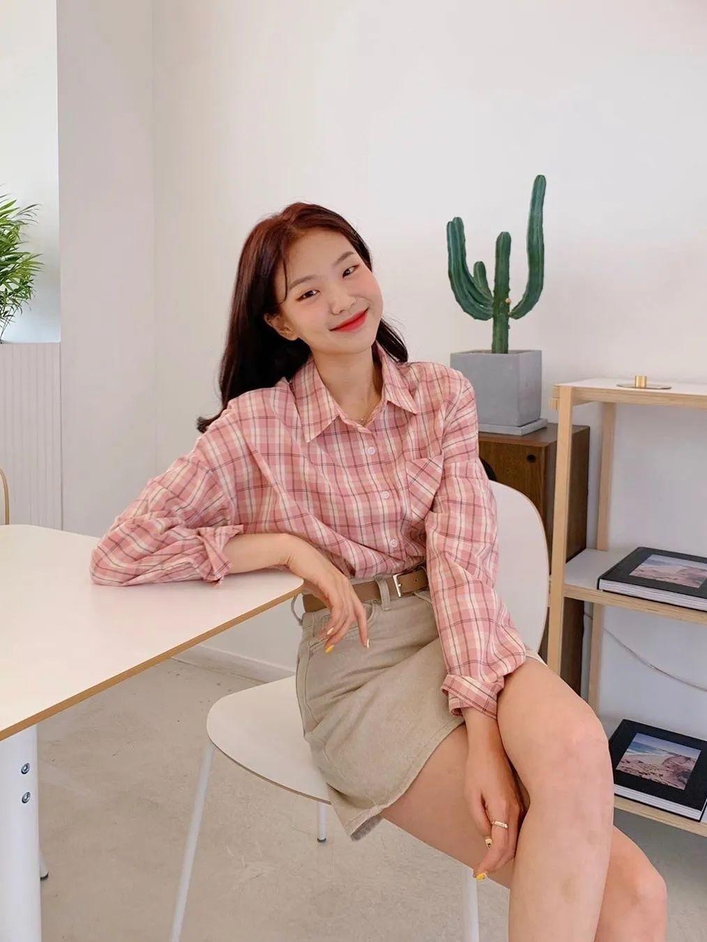 12 set đồ đáng chú ý từ hội gái Hàn mà nàng công sở có thể áp dụng đến ở làm - Ảnh 11.