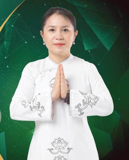 Master Sridevi Tố Hải là Phó Chủ tịch Liên đoàn Yoga Việt Nam