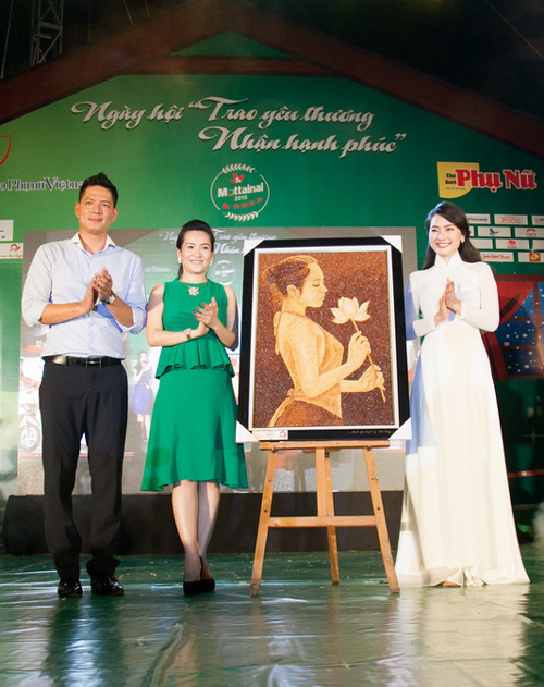 Diễn viên - MC Bình Minh: Mottainai đã trở thành một tên gọi thân thương - Ảnh 1.