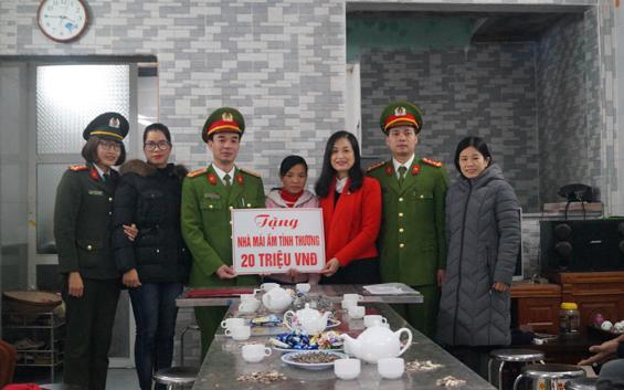 """Hội LHPN tỉnh Bắc Giang tổng kết """"Quản lý, giáo dục người thân trong gia đình không phạm tội và tệ nạn xã hội"""" - Ảnh 1."""