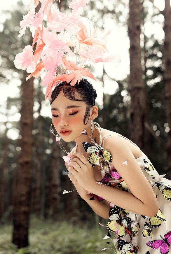 """Fashion show """"Hương rừng sắc núi"""" và sự quảng bá tích cực về nghề dệt vải truyền thống - Ảnh 2."""