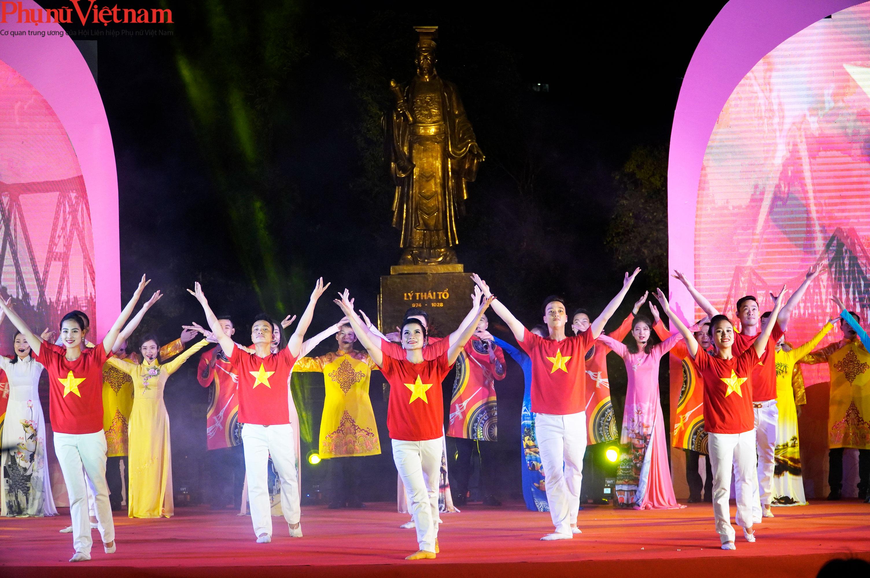 Phụ nữ Hà Nội giao lưu văn hóa, du lịch và sản phẩm sáng tạo với các tỉnh thành thuộc Đồng bằng sông Hồng - Ảnh 7.