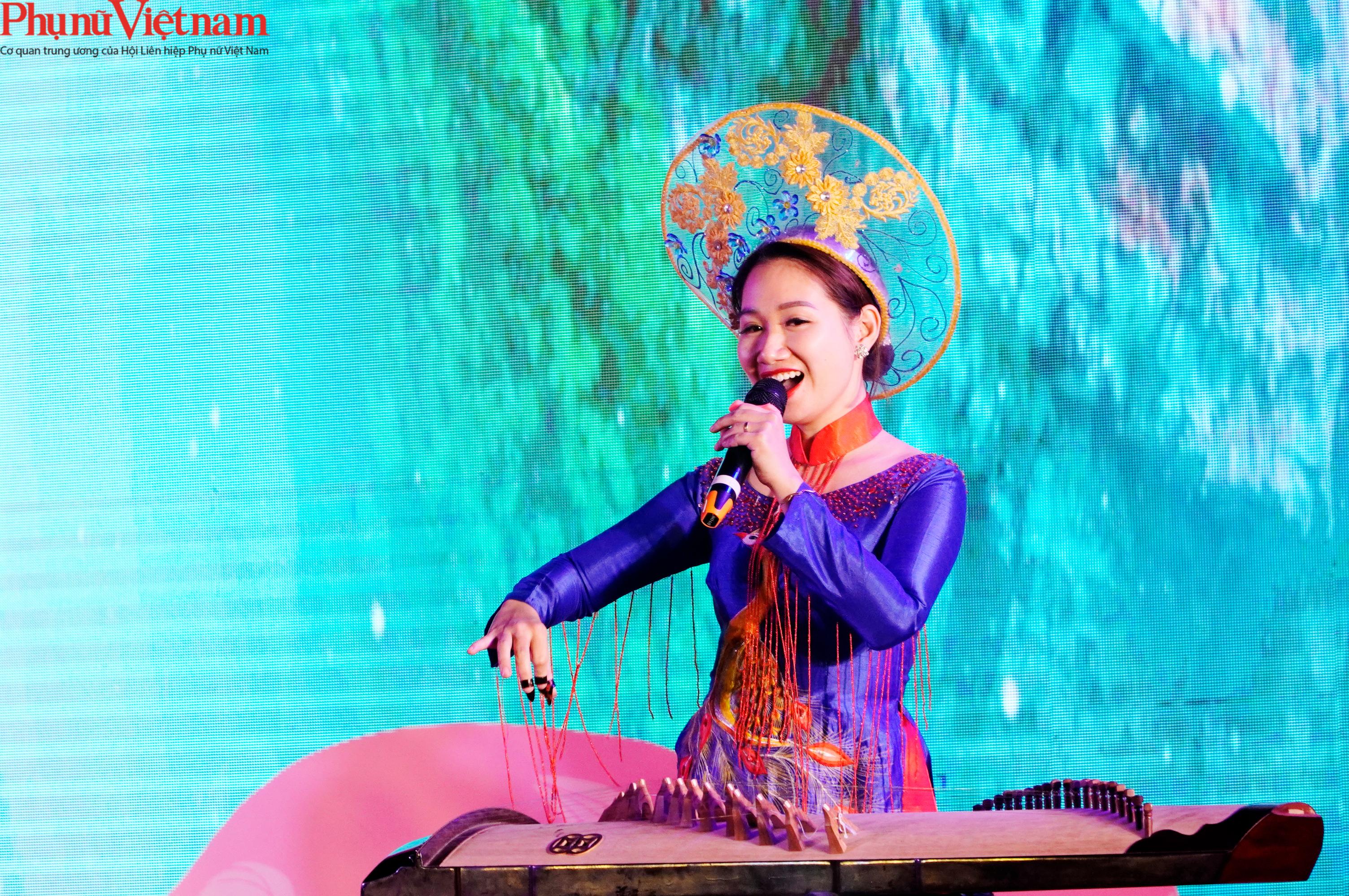 Phụ nữ Hà Nội giao lưu văn hóa, du lịch và sản phẩm sáng tạo với các tỉnh thành thuộc Đồng bằng sông Hồng - Ảnh 9.