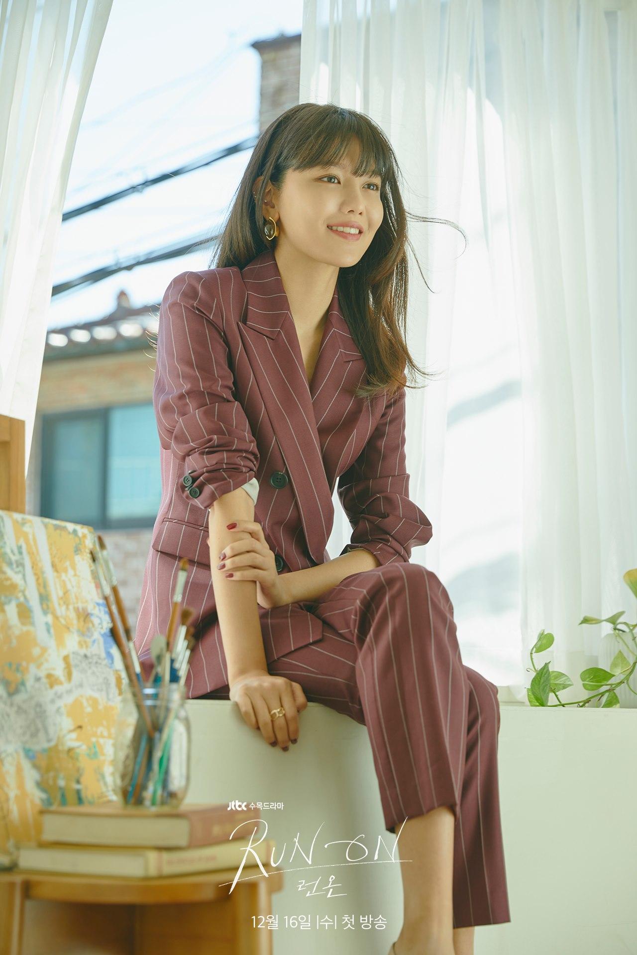 11 outfit công sở hot nhất trong các drama Hàn: Đơn giản và chuẩn thanh lịch, xua tan nỗi lo mặc xấu khi đi làm - Ảnh 9.