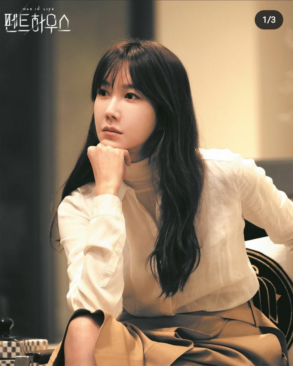 11 outfit công sở hot nhất trong các drama Hàn: Đơn giản và chuẩn thanh lịch, xua tan nỗi lo mặc xấu khi đi làm - Ảnh 8.