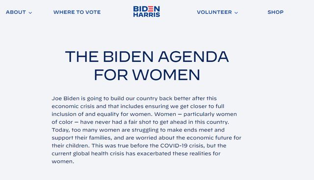 Joe Biden - Tổng thống lớn tuổi nhất trong lịch sử Mỹ - Ảnh 8.
