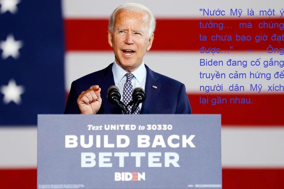 Joe Biden - Tổng thống lớn tuổi nhất trong lịch sử Mỹ - Ảnh 9.