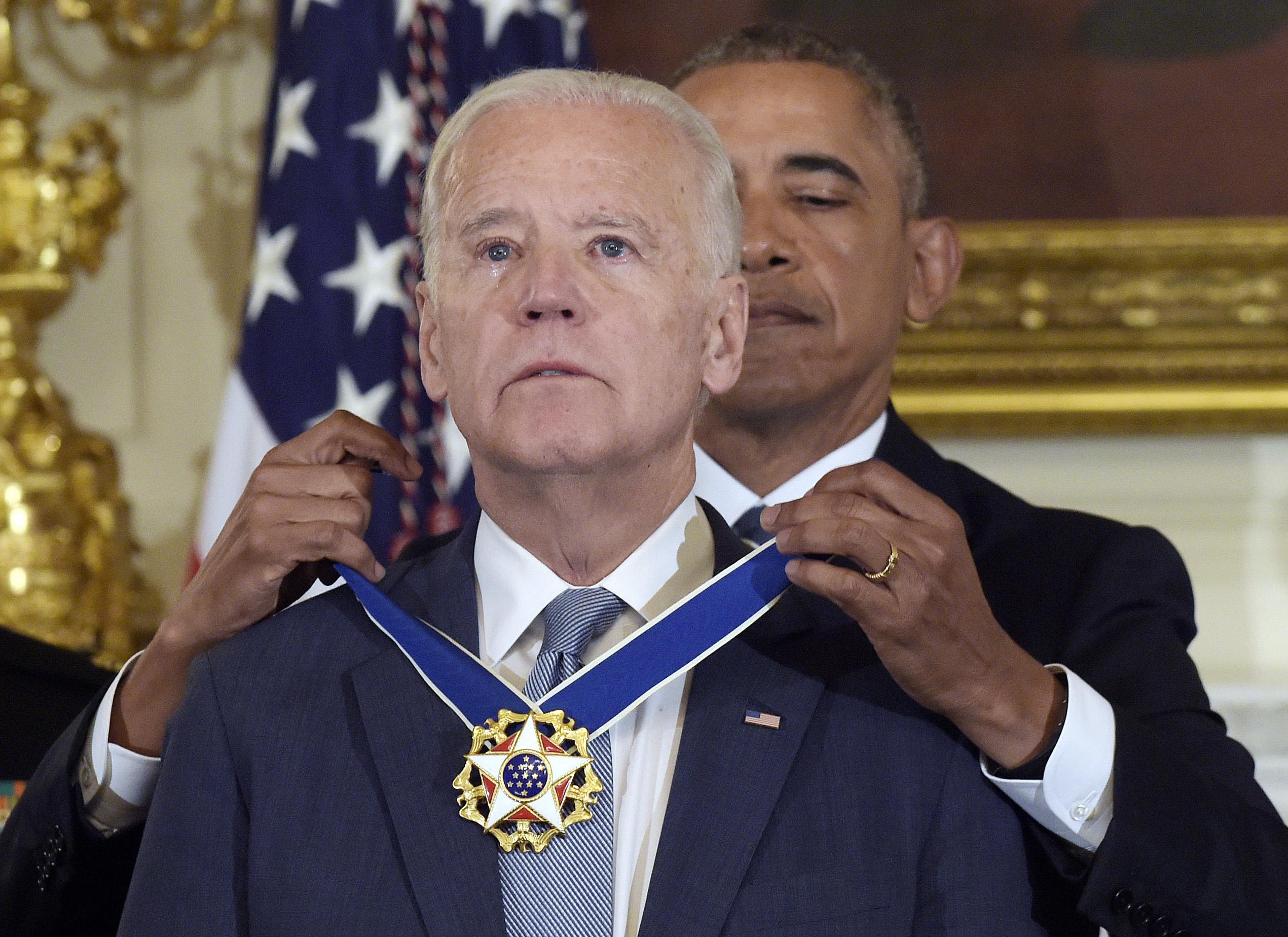 Joe Biden - Tổng thống lớn tuổi nhất trong lịch sử Mỹ - Ảnh 7.