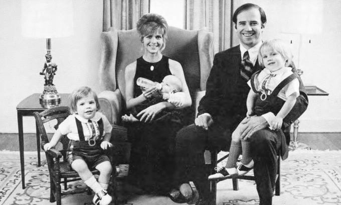 Joe Biden - Tổng thống lớn tuổi nhất trong lịch sử Mỹ - Ảnh 3.
