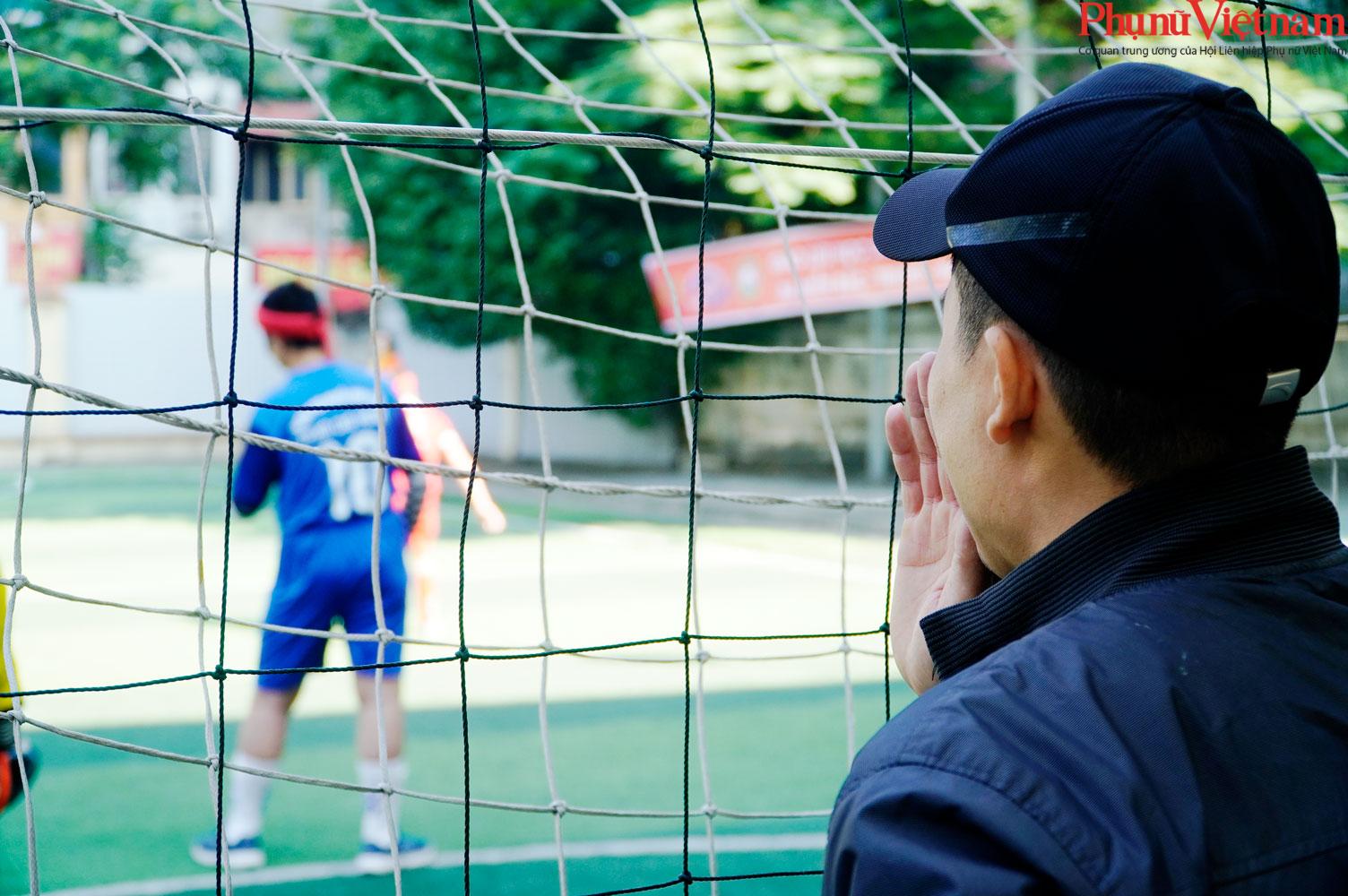 """Trận bóng đá đặc biệt của những đứa trẻ """"đá bóng bằng tai""""  - Ảnh 8."""