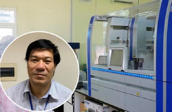 Nâng khống giá máy xét nghiệm Covid – 19, Giám đốc CDC Hà Nội cùng 9 đồng phạm hầu hòa - Ảnh 2.