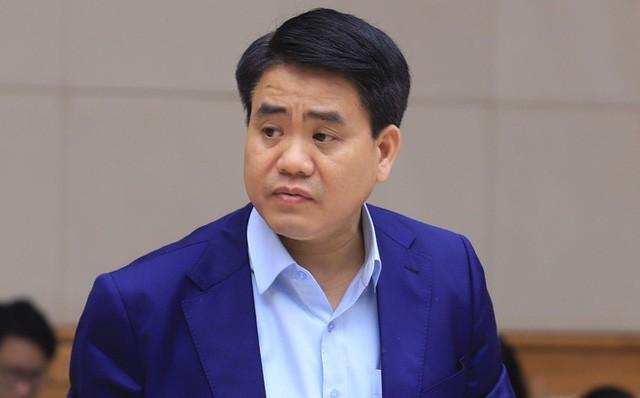 Cựu Chủ tịch UBND thành phố Hà Nội Nguyễn Đức Chung sẽ hầu tòa trong phiên xử kín
