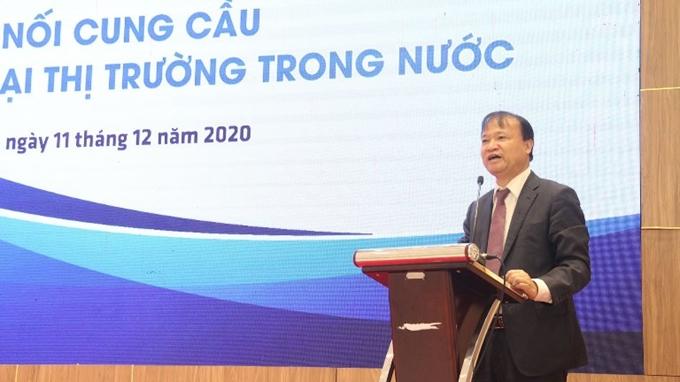 Tăng cường kết nối cung cầu hàng Việt Nam tại thị trường trong nước - Ảnh 1.