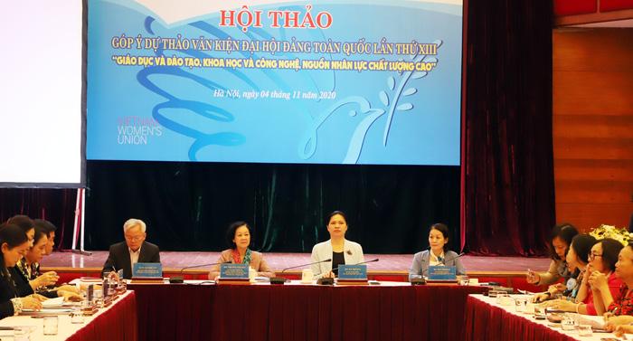 10 sự kiện nổi bật năm 2020 của Hội Liên hiệp Phụ nữ Việt Nam - Ảnh 1.