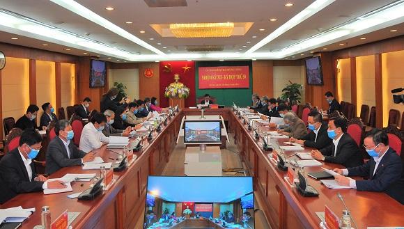 Ủy ban Kiểm tra Trung ương đề nghị khai trừ Đảng đối với ông Nguyễn Đức Chung - Ảnh 1.
