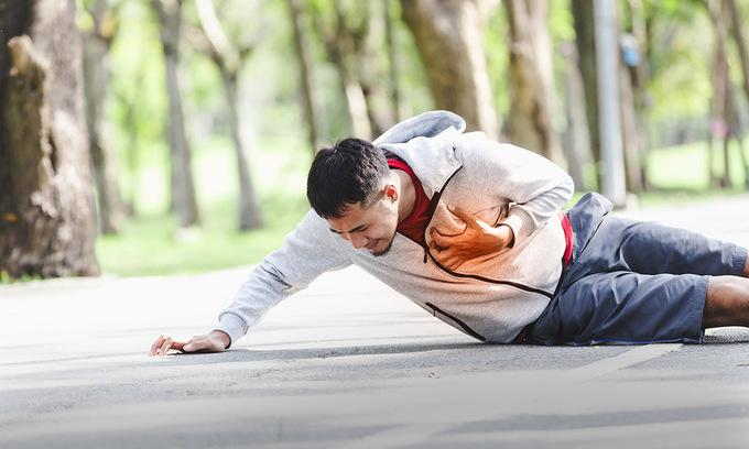 Tập thể dục quá sớm có thể dẫn đến nguy cơ đột quỵ - Ảnh 1.