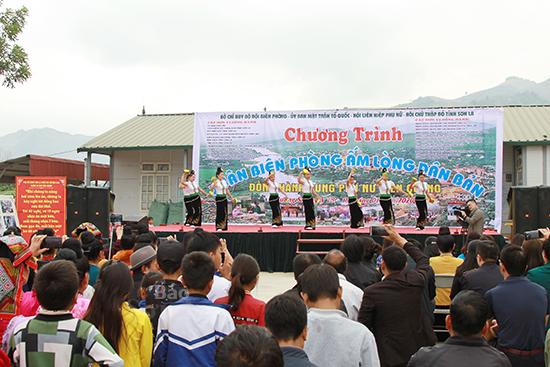 """Chủ tịch Hội LHPN tỉnh Sơn La: """"Đồng hành cùng phụ nữ biên cương"""" giúp nâng cao đời sống của đồng bào DTTS - Ảnh 1."""