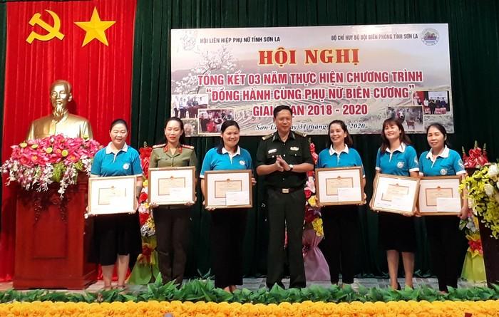 """Chủ tịch Hội LHPN tỉnh Sơn La: """"Đồng hành cùng phụ nữ biên cương"""" giúp nâng cao đời sống của đồng bào DTTS - Ảnh 3."""