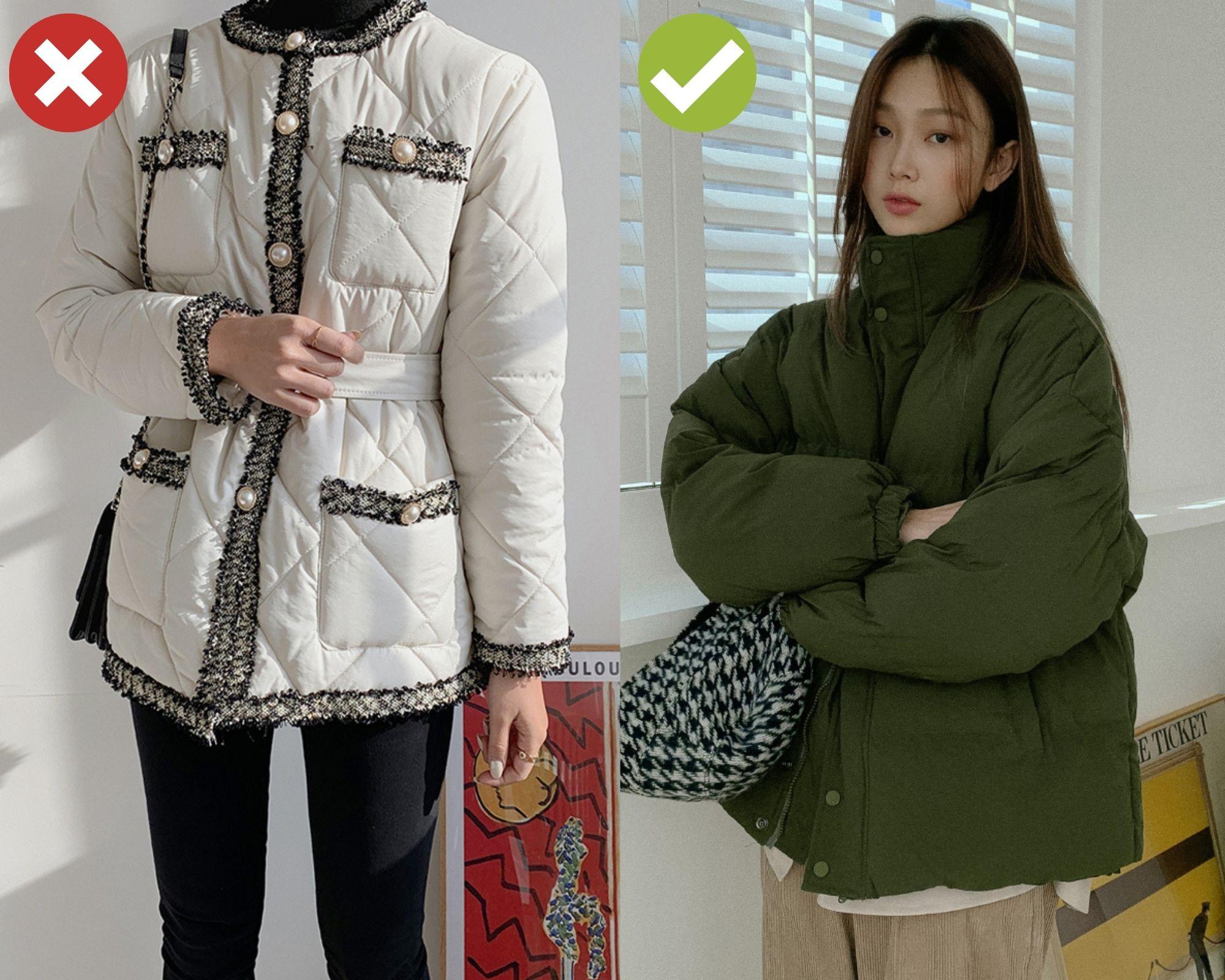 4 kiểu áo khoác mua chỉ phí tiền vì mặc lên vừa già, vừa làm sa sút trầm trọng phong độ mặc đẹp - Ảnh 3.