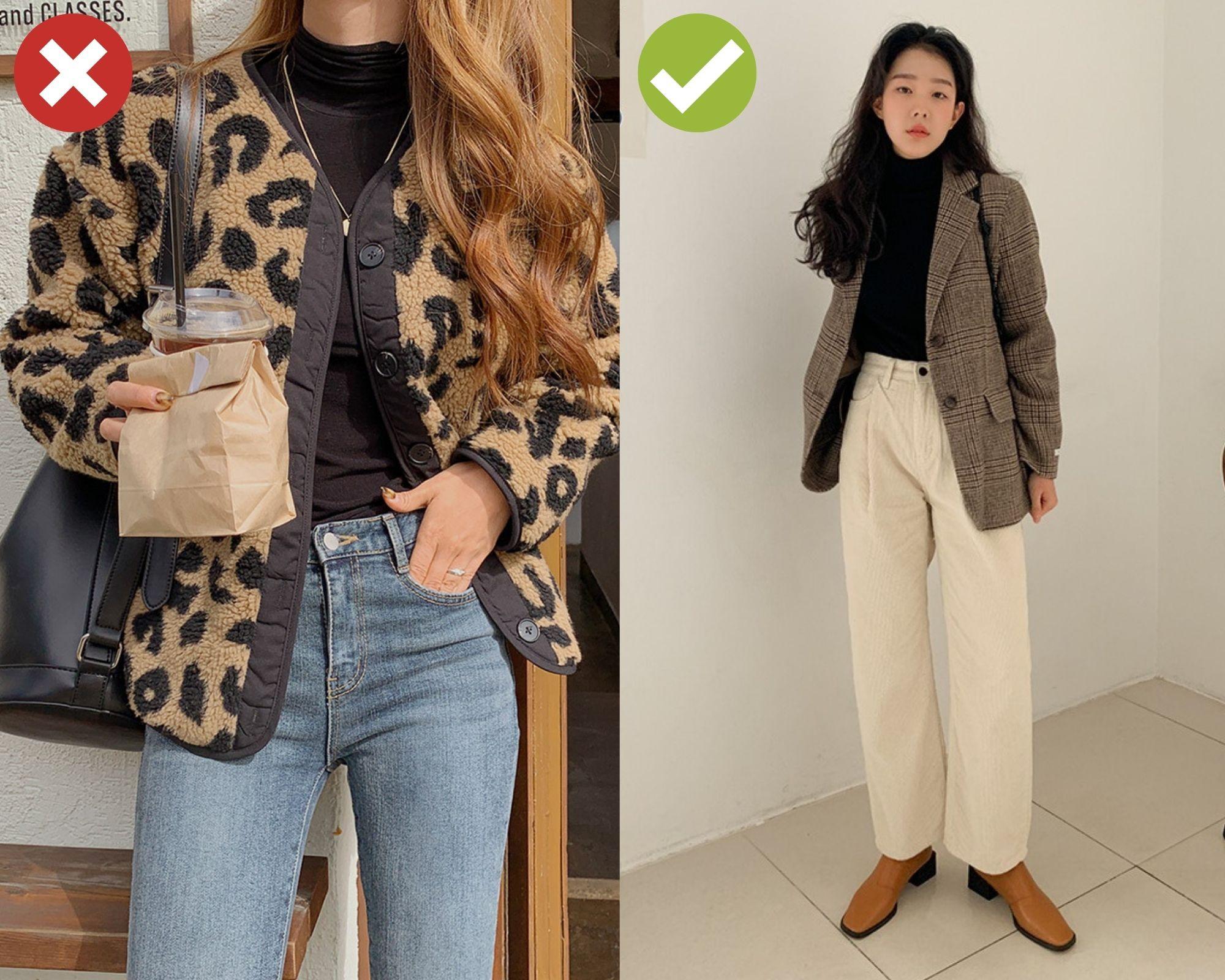 4 kiểu áo khoác mua chỉ phí tiền vì mặc lên vừa già, vừa làm sa sút trầm trọng phong độ mặc đẹp - Ảnh 5.
