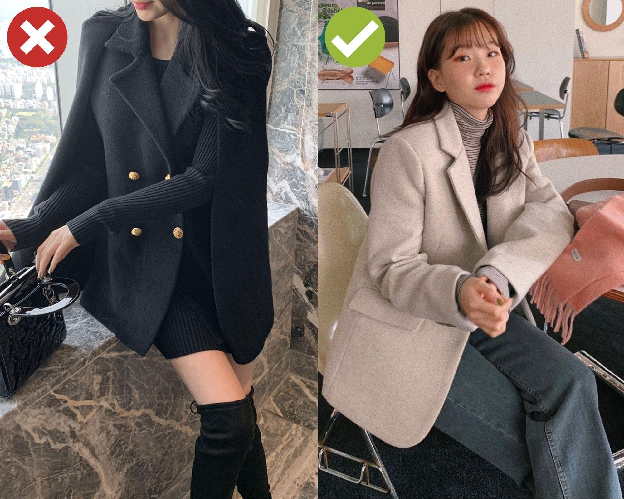 4 kiểu áo khoác mua chỉ phí tiền vì mặc lên vừa già, vừa làm sa sút trầm trọng phong độ mặc đẹp - Ảnh 4.