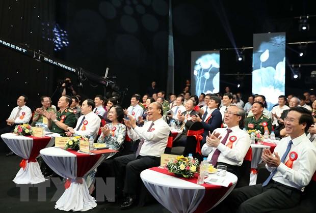 Thủ tướng: Hiện thực hóa khát vọng xây dựng Việt Nam 'hùng cường' - Ảnh 2.
