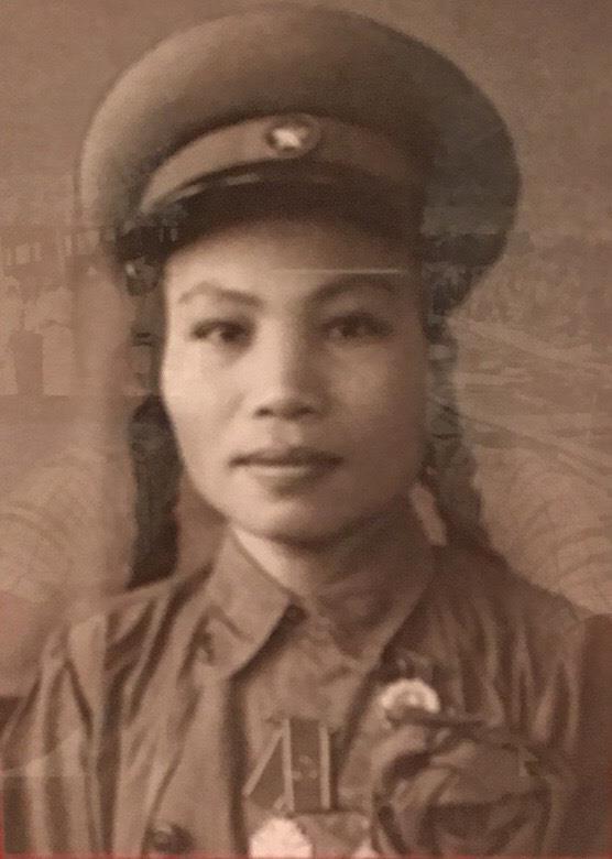 Nguyễn Thị Chiên – Nữ Anh hùng đầu tiên của Quân đội Việt Nam - Ảnh 1.