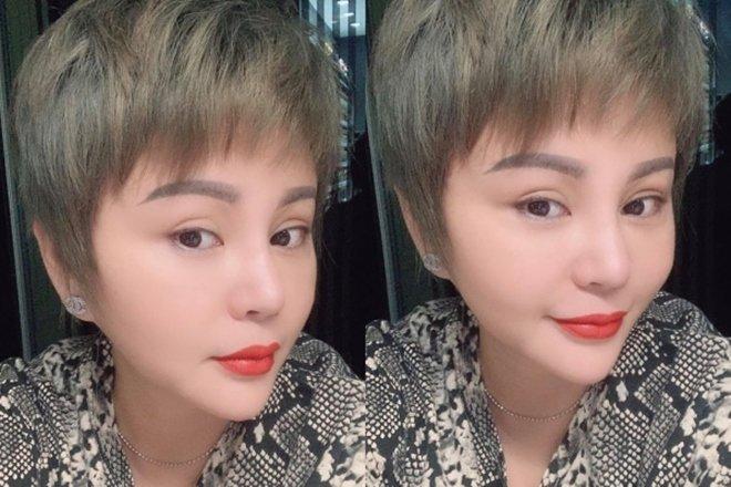 """Tóc mới quá mốt, nghệ sĩ Lê Giang than thở: """"Ai cũng nói tôi giống Hiền Hồ"""" - Ảnh 5."""