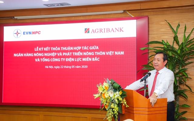 Agribank và Tổng Công ty Điện lực Miền Bắc – Nâng tầm hợp tác - Ảnh 2.
