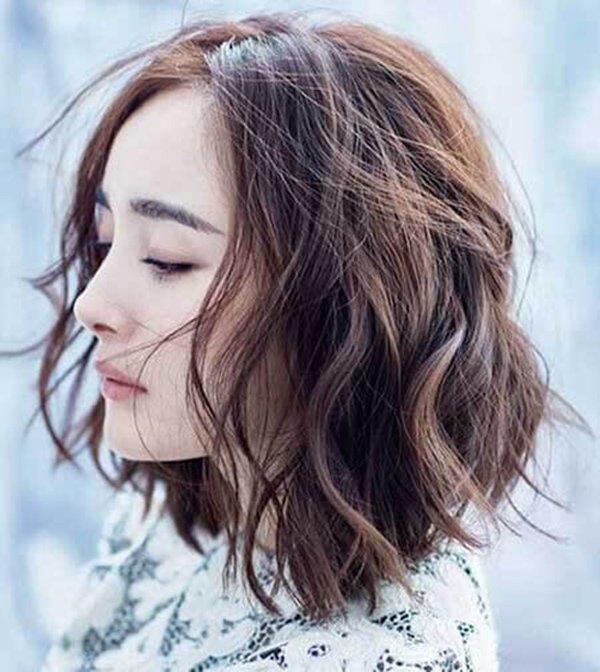 Đây là những kiểu tóc ngắn cho mặt vuông đẹp nhất giúp các nàng luôn toả sáng - Ảnh 9.