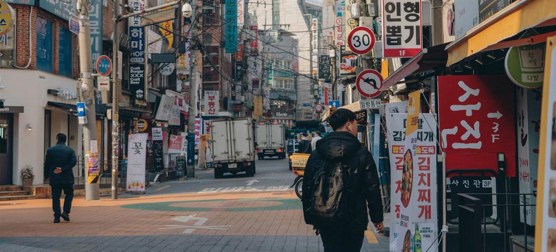 Khủng hoảng Covid-19 đẩy người lao động trẻ Hàn Quốc lâm vào cảnh mất việc, mất luôn cả chỗ ở - Ảnh 1.