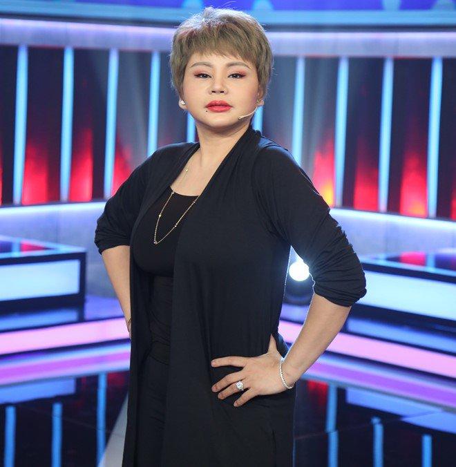 """Tóc mới quá mốt, nghệ sĩ Lê Giang than thở: """"Ai cũng nói tôi giống Hiền Hồ"""" - Ảnh 2."""