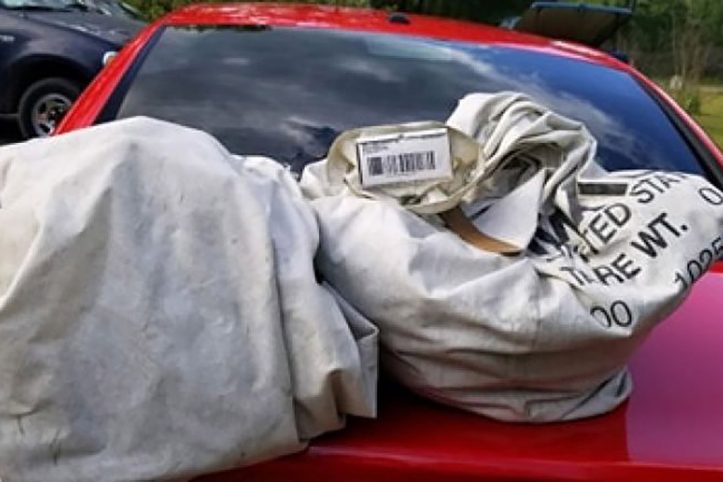 Tưởng túi rác nằm chỏng chơ giữa đường, người phụ nữ có lòng tốt dừng xe xuống nhặt gọn không ngờ nhặt được cả gia tài triệu USD - Ảnh 1.