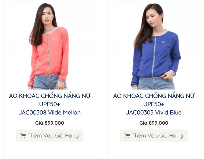"""Còn lạ tai nhưng các thương hiệu áo chống nắng dưới đây được các chị em mách nhau lựa chọn để tránh cảnh """"Bao Công phiên bản Việt""""  - Ảnh 2."""