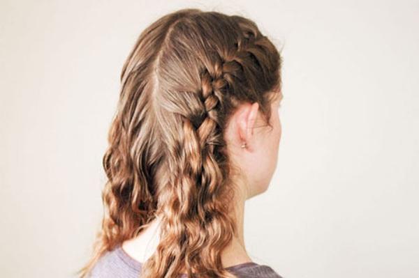 Chăm làm tóc xoăn bồng bềnh, Lan Ngọc xinh đẹp như nàng công chúa mới của Vbiz - Ảnh 11.
