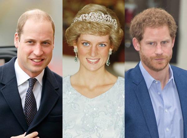 Giữa lúc em trai và em dâu bỏ đi, Hoàng tử William  đau lòng khi nhớ về Công nương Diana - Ảnh 1.