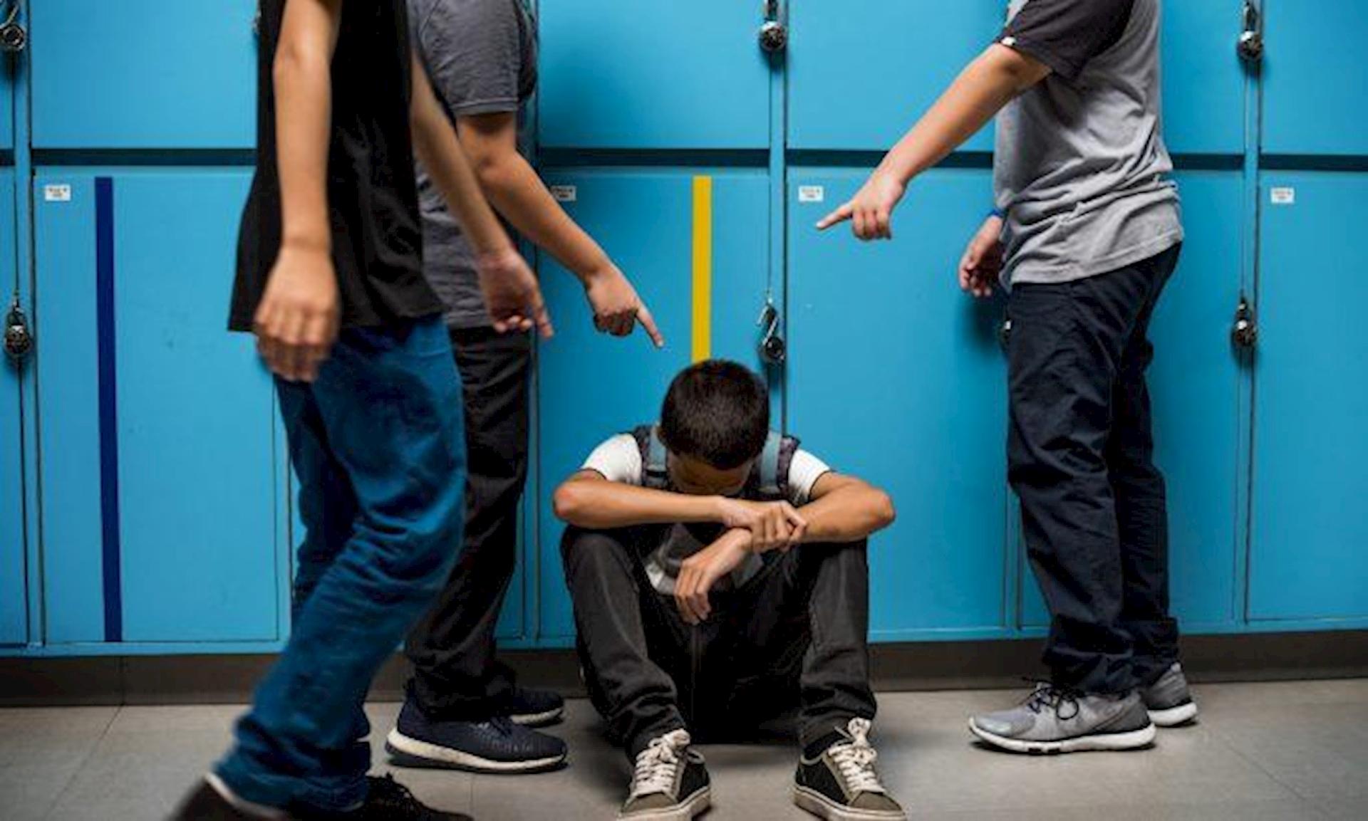 Điểm danh 4 kiểu bắt nạt học đường mà con thường giấu nhẹm không dám kể với bố mẹ vì sợ hãi - Ảnh 1.