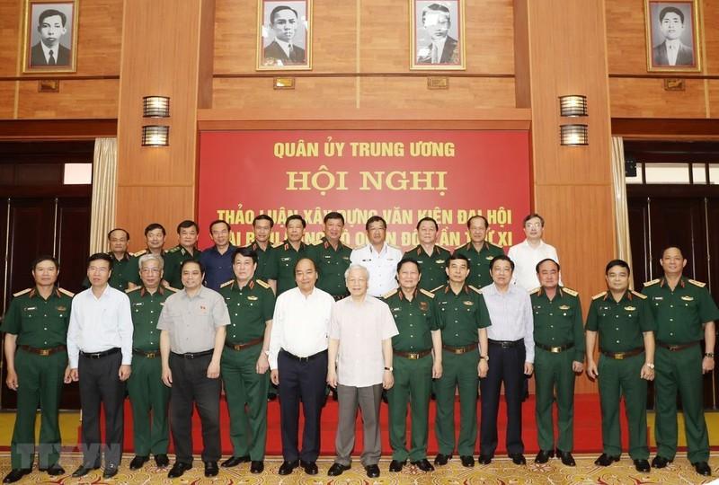 Chuẩn bị thật tốt nhân sự Quân đội tham gia Trung ương khóa mới - Ảnh 3.