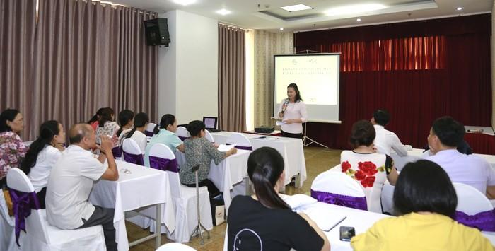 Chắp cánh cho phụ nữ khuyết tật khởi nghiệp sáng tạo - Ảnh 1.