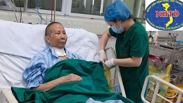 Bệnh nhân nhiễm COVID-19 lâu nhất Việt Nam được xuất viện - Ảnh 1.