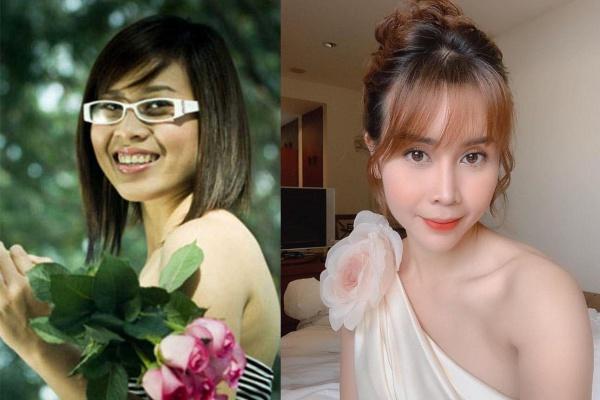 Trốn chồng sang Hàn phẫu thuật thẩm mỹ, Lưu Hương Giang được khen lão hóa ngược - Ảnh 1.